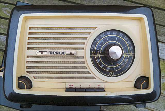 Tesla 315a Sonatina 1959
