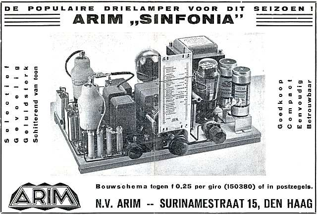 bouwpakketten jaren 30
