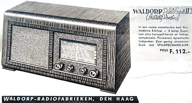 Waldorp 112 1938